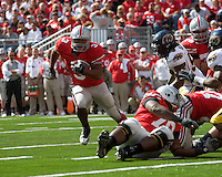 Kent State Golden Flashes @ Ohio State Buckeyes 10-13-07