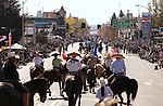 An estimated 20,000 people attend the annual Nevada Day parade in Carson City, Nev. on Saturday, Oct. 29, 2016. Cathleen Allison/Las Vegas Review-Journal