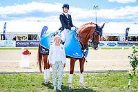 Level 3 Dressage Horse of the Year. 2017 NZL-Horse of the Year Show. Hastings. Friday 16 March. Copyright Photo: Libby Law Photography