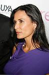 "HOLLYWOOD, CA. - August 03: Demi Moore arrives at the Los Angeles premiere of ""Spread"" at the ArcLight Hollywood on August 3, 2009 in Hollywood, California."
