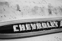 Photo of Chevy Apache Truck Logo