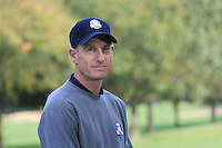 Jim Furyk (USA) at the USA Team photo shoot during Monday's Practice Day of the 39th Ryder Cup at Medinah Country Club, Chicago, Illinois 25th September 2012 (Photo Eoin Clarke/www.golffile.ie)