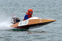 56-M  (Outboard Marathon Runabout)<br /> <br /> Trenton Roar On The River<br /> Trenton, Michigan USA<br /> 17-19 July, 2015<br /> <br /> ©2015, Sam Chambers
