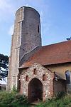 ATBJBB All Saints Ramsholt church Suffolk England