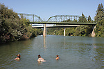Russian River in Guerneville, Johnson's Beach