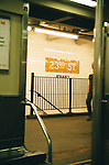 NYC Subway, new york subway, number 7 train, number 2 train, strap hangers, Willets point, Shea stadium, subway station