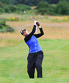 Georgie Bingham during the final round  of the 2016 Aberdeen Asset Management Ladies Scottish Open played at Dundonald Links Ayrshire from 22nd to 24th July 2016:  Picture Stuart Adams, www.golftourimages.com: 22/07/2016
