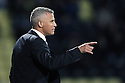 Notts County manager Keith Curle.  Notts County v Stevenage- npower League 1 -  Meadow Lane, Nottingham - 2nd October, 2012. © Kevin Coleman 2012