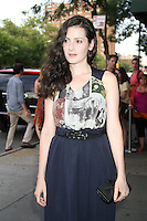 NEW YORK, NY - JULY 25: Aleksa Palladino at 'The Campaign' New York Premiere at Sunshine Landmark on July 25, 2012 in New York City. &copy;&nbsp;RW/MediaPunch Inc. /NortePhoto.com<br />
