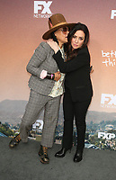 "10 May 2019 - North Hollywood, California - Cree Summer, Pamela Adlon. FYC Red Carpet Event For Season 3 Of FX's ""Better Things"" held at The Saban Media Center. Photo Credit: Faye Sadou/AdMedia"