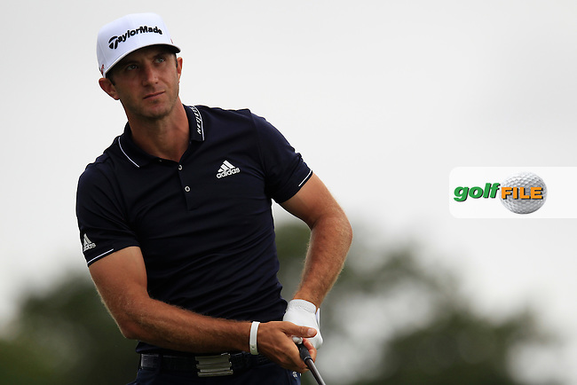 Dustin Johnson (USA) during the final round of the WGC Cadillac Championship, Blue Monster, Trump National Doral, Doral, Florida, USA<br /> Picture: Fran Caffrey / Golffile
