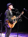 Mark Flynn performing at the Purple Sessions 10th Anniversary gig in the Droichead Arts Centre. Photo:Colin Bell/pressphotos.ie