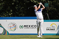 Bernd Wiesberger (AUT) and Dustin Johnson (USA) during Rd4 of the World Golf Championships, Mexico, Club De Golf Chapultepec, Mexico City, Mexico. 2/23/2020.<br /> Picture: Golffile | Ken Murray<br /> <br /> <br /> All photo usage must carry mandatory copyright credit (© Golffile | Ken Murray)