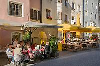 Austria, Tyrol, Rattenberg: old town, centre | Oesterreich, Tirol, Rattenberg: Altstadt, Zentrum
