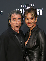 "HOLLYWOOD, CALIFORNIA - MAY 15: Ian McShane, Halle Berry, attends the special screening of Lionsgate's ""John Wick: Chapter 3 - Parabellum"" at TCL Chinese Theatre on May 15, 2019 in Hollywood, California, USA.    <br /> CAP/MPI/FS<br /> ©FS/MPI/Capital Pictures"