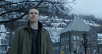 The Snowman (2017) <br /> Michael Fassbender  <br /> *Filmstill - Editorial Use Only*<br /> CAP/MFS<br /> Image supplied by Capital Pictures