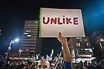 Social protest 2013