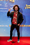 Raul Gomez attends to Super Lopez premiere at Capitol cinema in Madrid, Spain. November 21, 2018. (ALTERPHOTOS/A. Perez Meca)