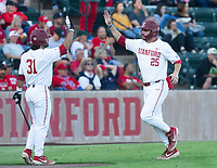 Stanford Baseball vs Fresno State, June 2, 2019
