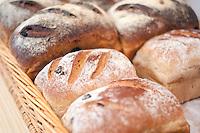 Loaves in Basket