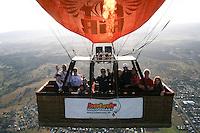 20121105 November 05 Hot Air Balloon Gold Coast