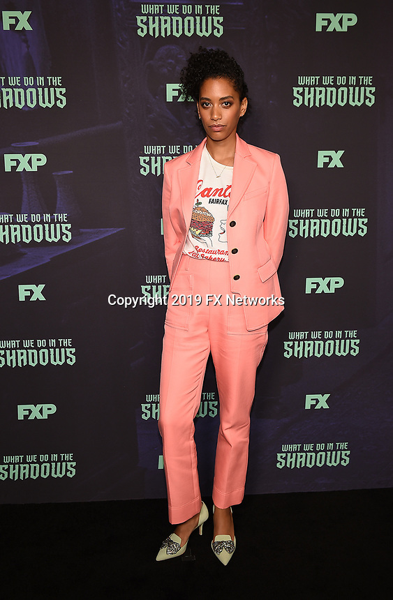 "HOLLYWOOD - MAY 22: Co-Executive Producer/Writer Stefani Robinson attends FX's ""What We Do in the Shadows"" FYC event at Avalon Hollywood on May 22, 2019 in Hollywood, California. (Photo by Frank Micelotta/FX/PictureGroup)"