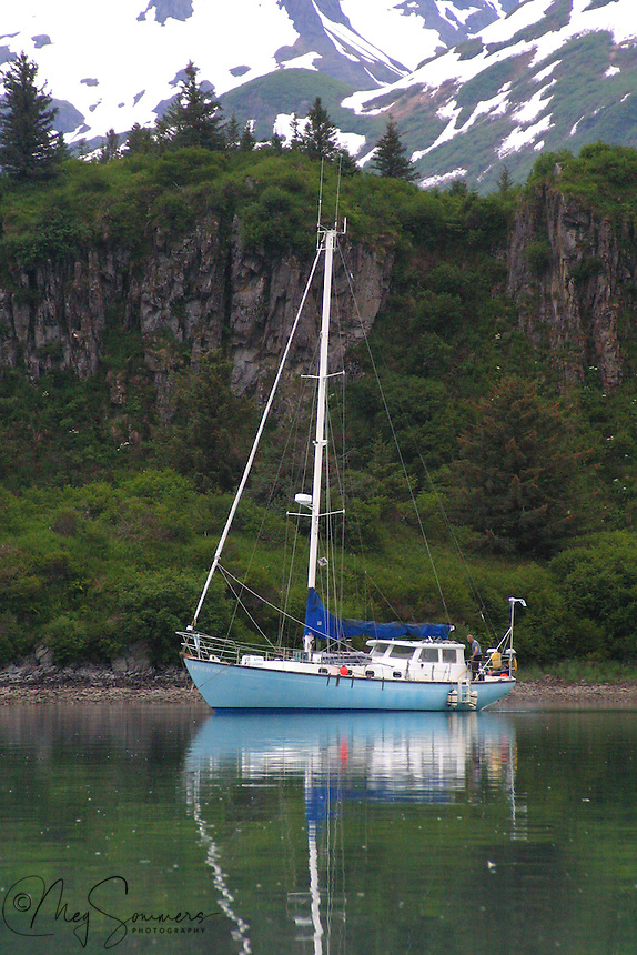 "Sailing in waters off the Alaskan Peninsula, in good weather, is a very pleasant way to experience the Katmai Coast. The ""Dutch Baby"" was home for us for 6 days as we explored cove after cove."