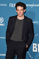 Josh O'Connor<br /> arriving for the British Independent Film Awards 2018 at Old Billingsgate, London<br /> <br /> ©Ash Knotek  D3463  02/12/2018