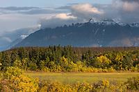 Mount Katolinat, Katmai National Park, Alaska.