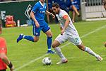 13.07.2019, Parkstadion, Zell am Ziller, AUT, FSP, Werder Bremen vs. Darmstadt 98<br /> <br /> im Bild / picture shows <br /> <br /> Claudio Pizarro (Werder Bremen #14)<br /> <br /> Foto © nordphoto / Kokenge