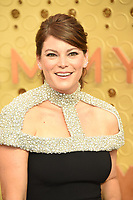 LOS ANGELES - SEP 22:  Gail SImmons at the Primetime Emmy Awards - Arrivals at the Microsoft Theater on September 22, 2019 in Los Angeles, CA