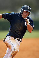 February 22, 2009:  Shortstop Mike Olt (22) of the University of Connecticut during the Big East-Big Ten Challenge at Naimoli Complex in St. Petersburg, FL.  Photo by:  Mike Janes/Four Seam Images