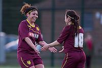 Watford Ladies v MK Dons Ladies - Friendly - 09/02/2014