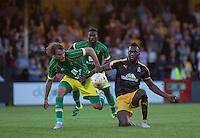 Cambridge United v Norwich City - 17/07/2015