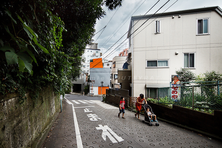 Tokyo, August 24 2011 - Swing by Architecton