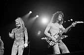 VAN HALEN, LIVE,1980, NEIL ZLOZOWER
