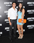 BooBoo Stewart and Fivel Stewart at The Lionsgate Premiere of ABDUCTION  held at The Grauman's Chinese Theatre in Hollywood, California on September 15,2011                                                                               © 2011 DVS/ Hollywood Press Agency
