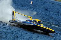 Kevin Eacret, GP-55  (Grand Prix Hydroplane(s)