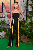 Montana Brown<br /> arriving for the &quot;Jumanji: Welcome to the Jungle&quot; premiere at the Vue West End, Leicester Square, London<br /> <br /> <br /> &copy;Ash Knotek  D3358  07/12/2017