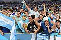 Argentina fans (ARG),<br /> JUNE 15, 2014 - Football / Soccer : FIFA World Cup Brazil 2014 Group F match between Argentina 2-1 Bosnia Herzegovina at Estadio do Maracana in Rio de Janeiro, Brazil.<br /> (Photo by Song Seak-In/AFLO)