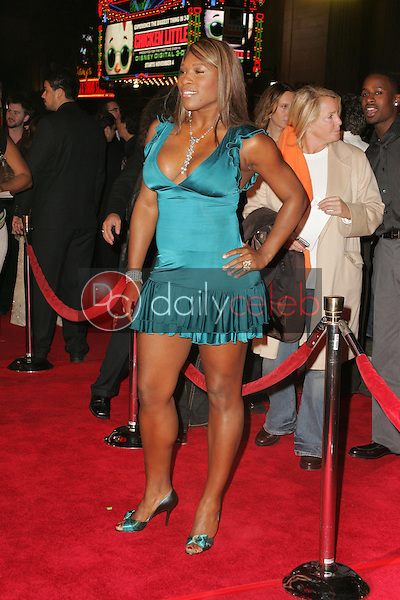 Serena Williams<br />