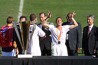 2002 Gold Cup, Pasadena, California.