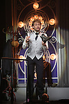 Thommy Ten, The Clairvoyants from 'The Illusionists' during a press preview of 'The Illusionists - Turn of the Century' at The Theater Center on November 29, 2016 in New York City.