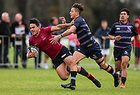 Kings College 1st XV v Sacred Heart, Kings College, Saturday 22 June 2019 Photo: Simon Watts/www.bwmedia.co.nz