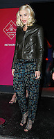 NEW YORK CITY, NY, USA - SEPTEMBER 04: Singer Gwen Stefani arrives at the Refinery29 Country Club Launch & NYFW Kick-Off Party held at 82 Mercer on September 4, 2014 in New York City, New York, United States. (Photo by Jeffery Duran/Celebrity Monitor)