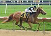 Passing Pfast winning at Delaware Park on 7/4/15