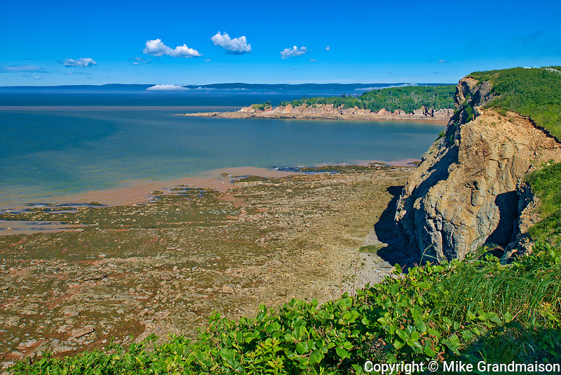 Cape Enrage<br /> New Brunswick<br /> Canada