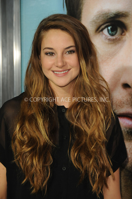 WWW.ACEPIXS.COM . . . . .  ....September 27 2011, New York City....Shailene Woodley arriving at the Premiere of 'The Ides Of March' at the Academy of Motion Picture Arts and Sciences' Samuel Goldwyn Theatre on September 27, 2011 in Beverly Hills, California....Please byline: PETER WEST - ACE PICTURES.... *** ***..Ace Pictures, Inc:  ..Philip Vaughan (212) 243-8787 or (646) 679 0430..e-mail: info@acepixs.com..web: http://www.acepixs.com