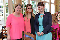 American Cancer Society Tickled Pink Luncheon at the Houston Junior League