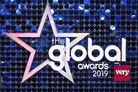 'Global Awards 2019' at the Hammersmith Palais in London, England on March 07, 2019.<br /> CAP/PL<br /> &copy;Phil Loftus/Capital Pictures